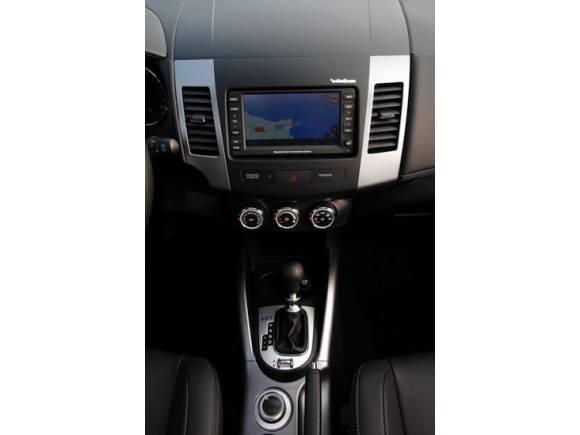 Prueba: Mitsubishi Outlander 2011