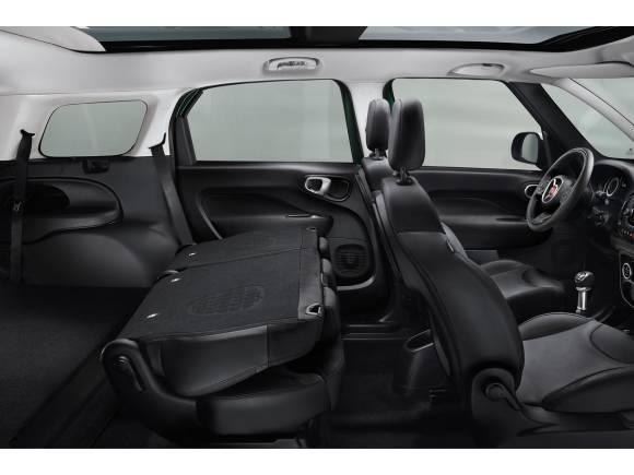 Fiat 500L Living, un monovolumen de siete plazas compacto y con buen precio