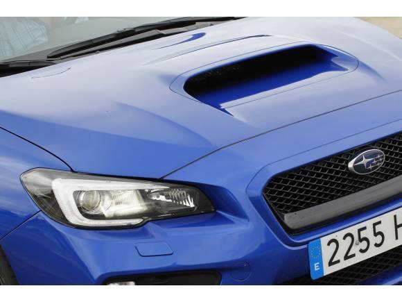 Subaru WRX STI: más de lo mismo