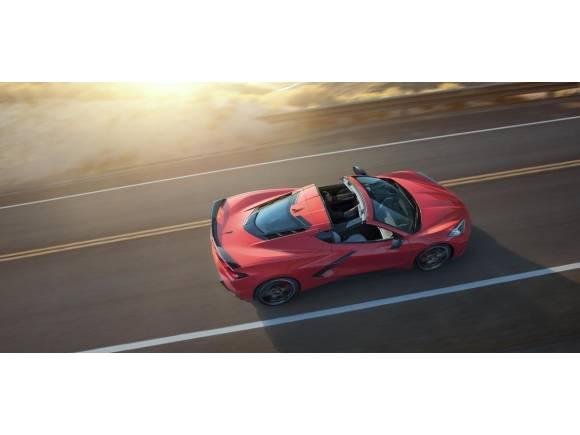 Nuevo Chevrolet Corvette Stingray 2020, con motor central