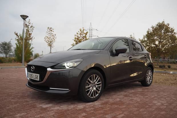Prueba y opinión del Mazda 2: alternativa ECO con calidad