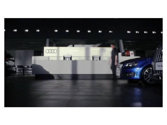 Vídeo: Anuncio concesionario Audi de Edimburgo