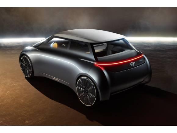 Mini Vision Next 100: un coche del futuro para celebrar el pasado