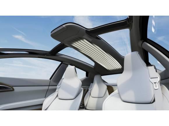 Nissan IDS Concept: el futuro de los coches eléctricos