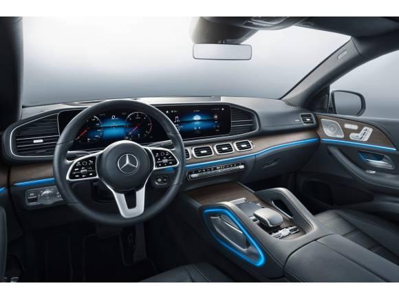 Salón de Frankfurt 2019: llega el nuevo Mercedes GLE Coupé