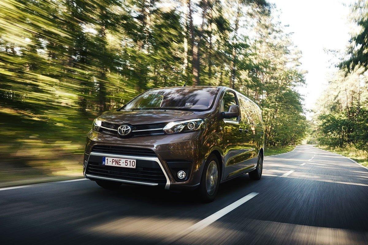 Prueba Toyota Proace Verso