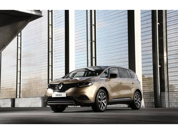 Galería de fotos y videos del nuevo Renault Espace