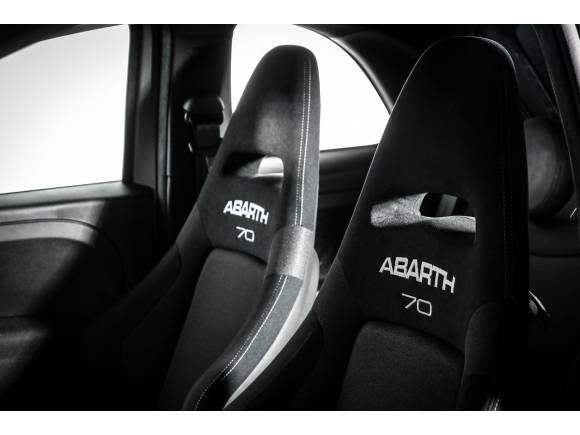 El Abarth 595 Pista se actualiza con más potencia