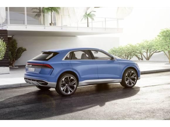 Audi confirma que lanzará dos nuevos miembros para la familia Q
