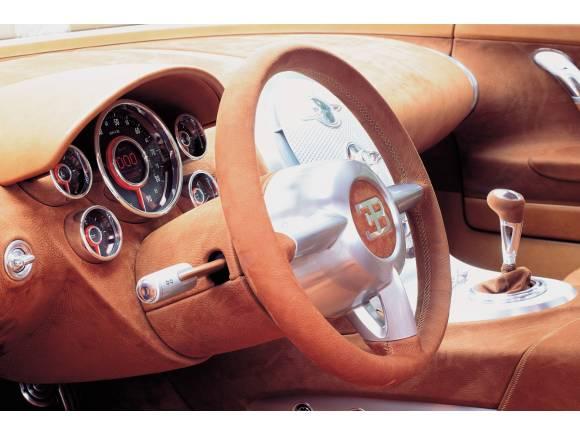 El primer Bugatti Veyron se volverá a exhibir en el Salón Rétromobile de París
