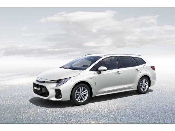 Suzuki Swace: un compacto familiar híbrido en colaboración con Toyota