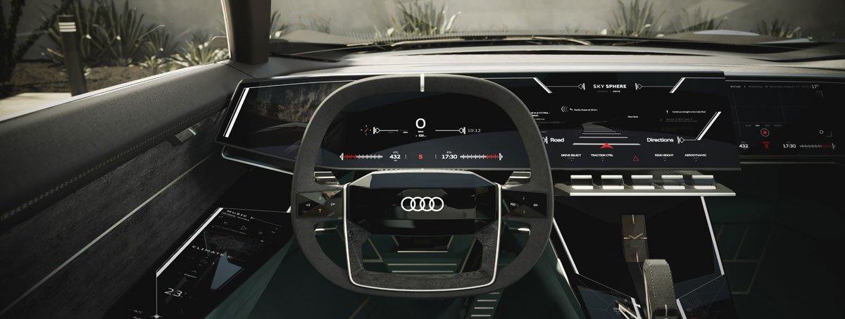 Audi skyphere