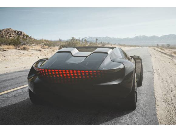 Audi skyphere concept: el futuro de la marca a través de un roadster