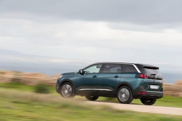 Prueba Peugeot 5008: el SUV que no quería dejar de ser monovolumen