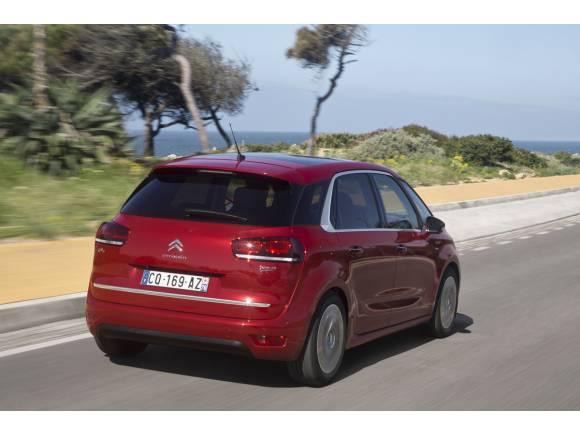Probamos el nuevo Citroën C4 Picasso