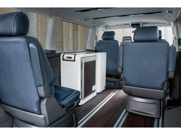 Volkswagen Multivan Alltrack, un punto más alto