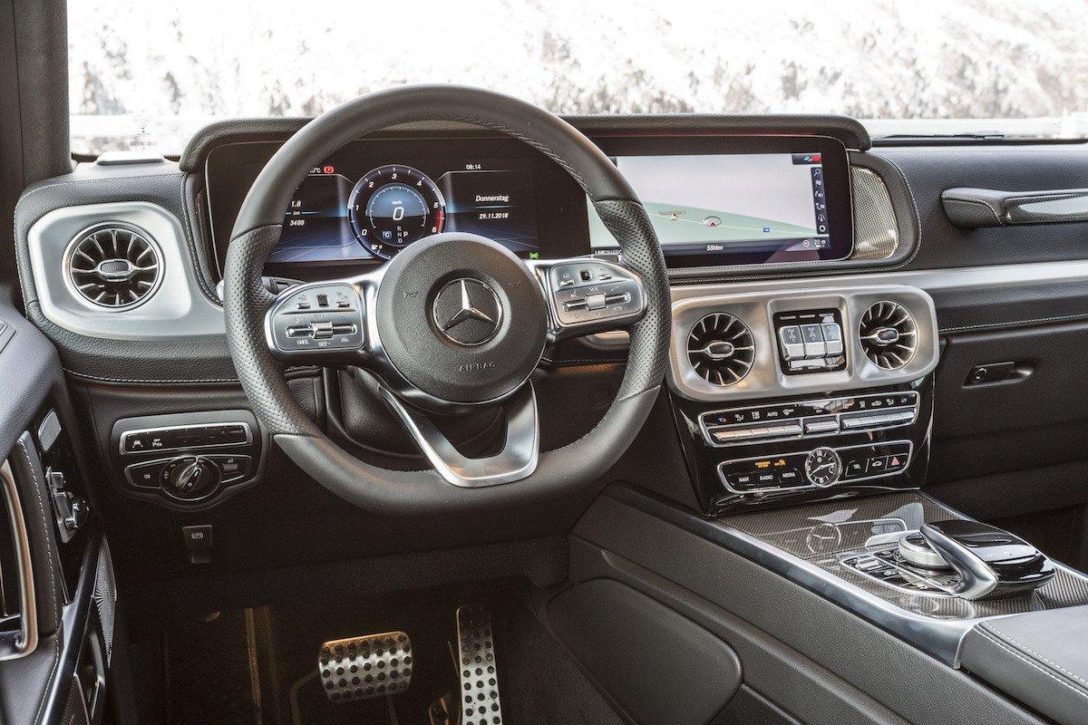 Nuevo Mercedes G 350 d