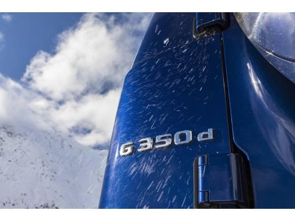 Nuevo Mercedes G 350 d, nuevo motor 6 línea diésel