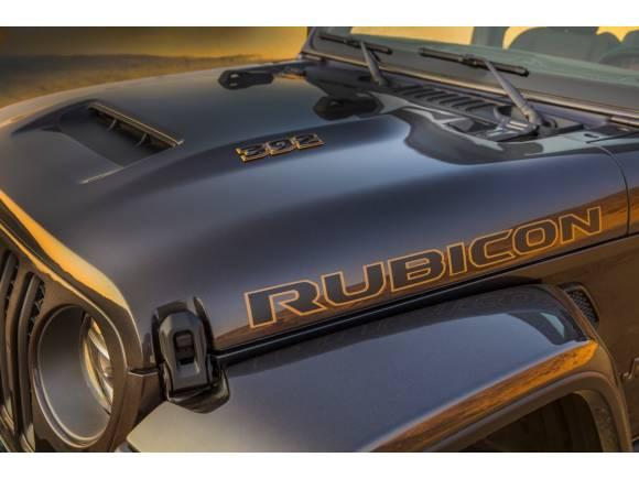 Jeep Wrangler Rubicon 392: un sueño solo para Norteamérica
