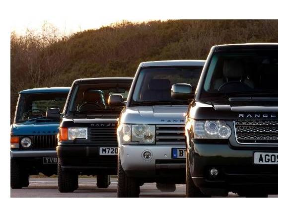 40 Aniversario Range Rover Kobe Bryant Range Rover