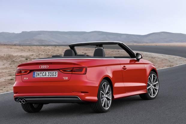 Audi A3 1.4 TFSI ultra, Audi amplía su gama de bajo consumo