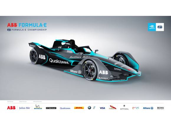 Primeras imágenes del Fórmula E GEN2 que se presentará en Ginebra