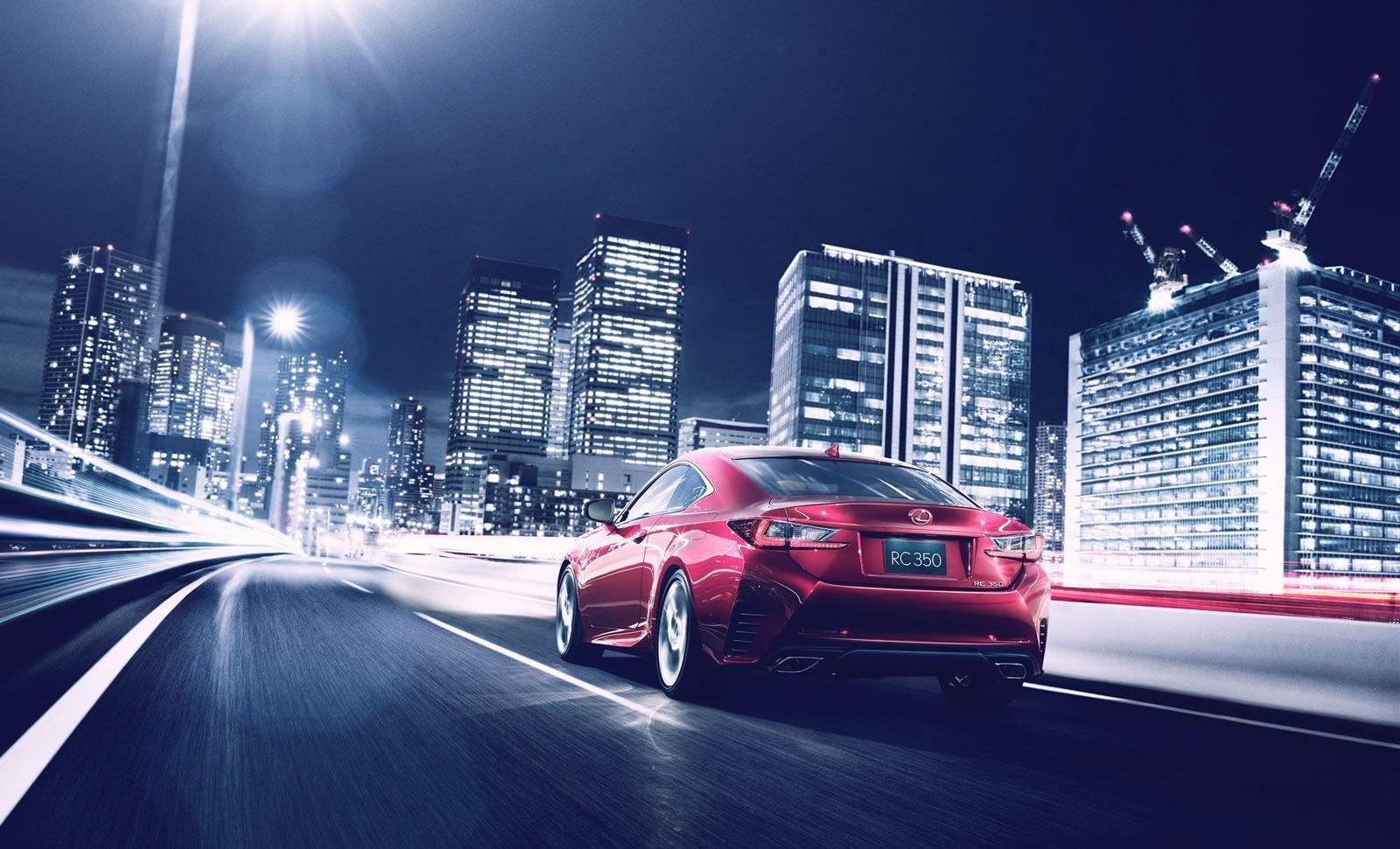 Lexus RC 300h