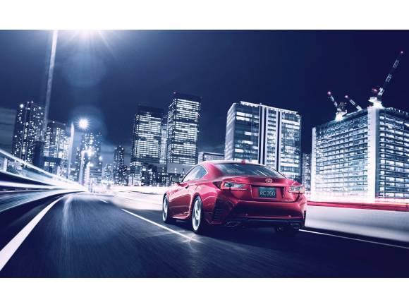 Llega el esperado Lexus RC 300H desde 45.900 euros
