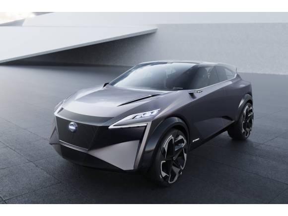 Nissan IMQ: híbrido, autónomo y potente