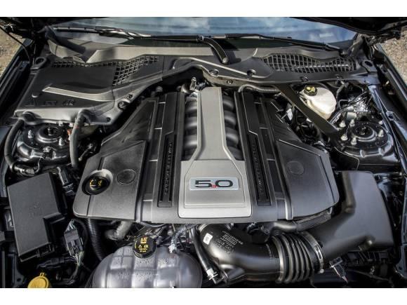 Prueba nuevo Ford Mustang 2018, mejorado en todo