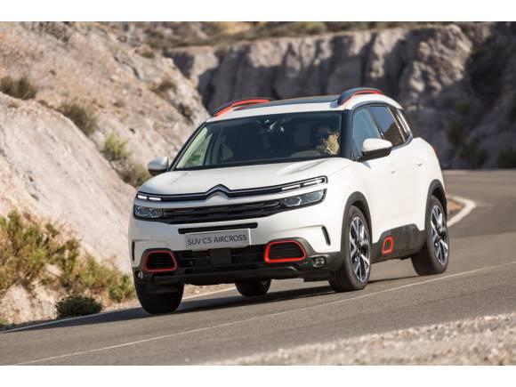 Prueba Citroën C3 Aircross y C5 Aircross: por carretera y campo