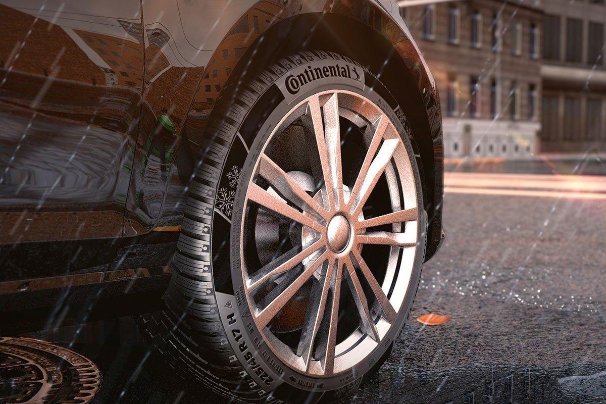 neumáticos RACE y Goodyear