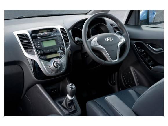 Hyundai ix20, el nuevo monovolumen pequeño de Hyundai