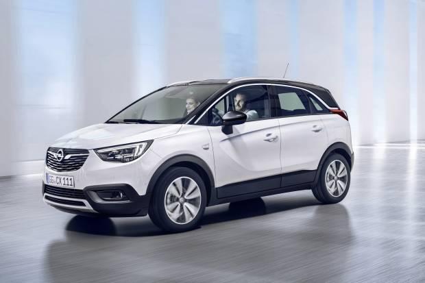 Opel Crossland X: el Meriva se convierte en SUV