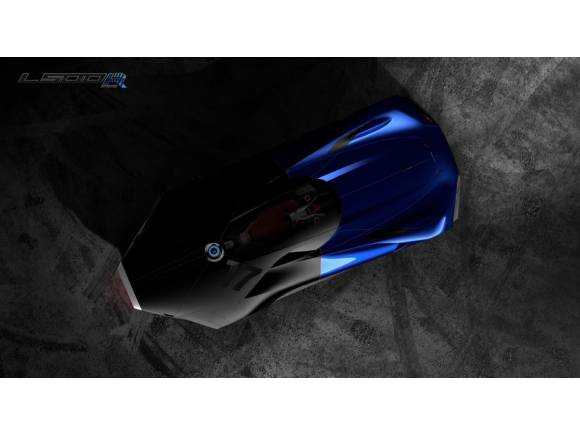 Peugeot L500 R Hybrid: el futuro de las carreras según Peugeot