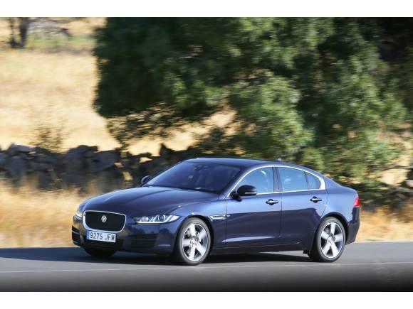 Prueba:  Jaguar XE 2.0d 180 CV