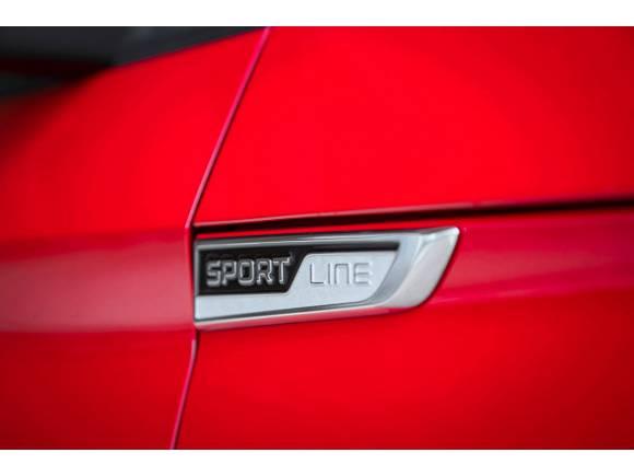 Prueba del Skoda Kodiaq Sportline ¿es recomendable este acabado?