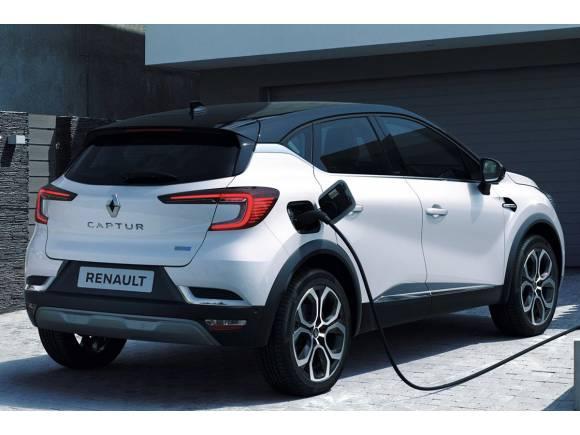 Renault Captur E-Tech Plug-In: la versión híbrida enchufable ya tiene precio