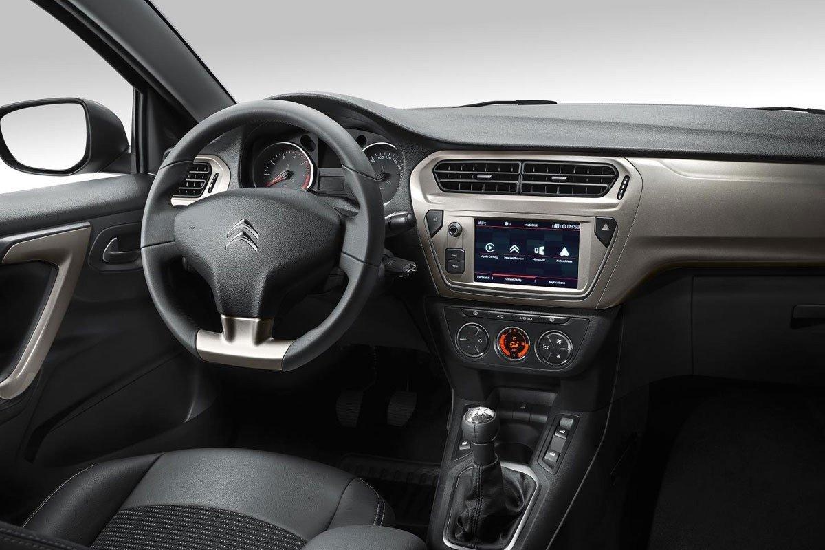Citroën C-Elysée.