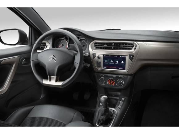 Nuevo Citroën C-Elysée, renovado por dentro y por fuera
