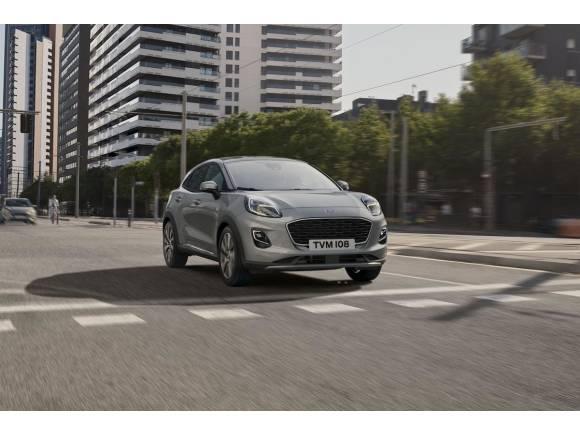 Nuevo Ford Puma Titanium X, el tope de gama