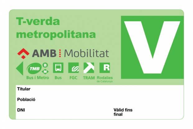 Tarjeta Verde Barcelona: te resolvemos todas las dudas