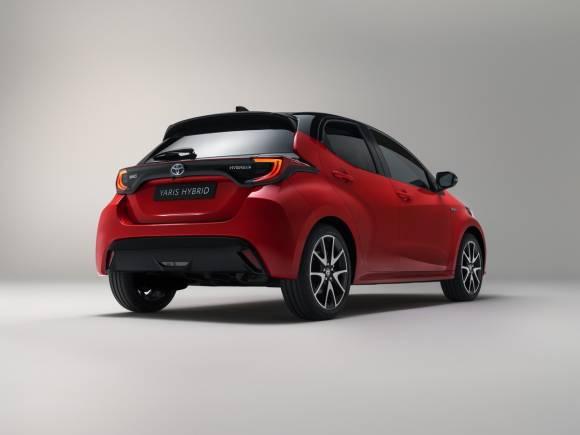 Nuevo Toyota Yaris: nueva plataforma para el urbanita de Toyota