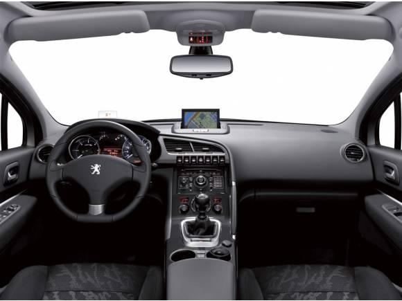 Grip Control en el Peugeot 3008, ¿qué es eso?