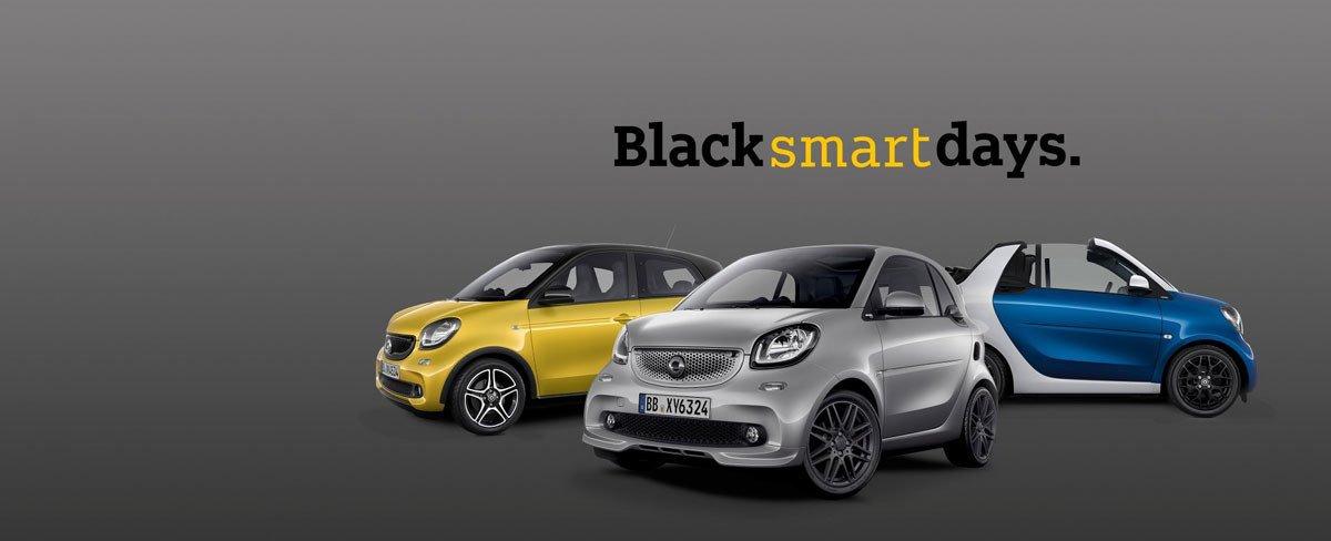 Black smart Days