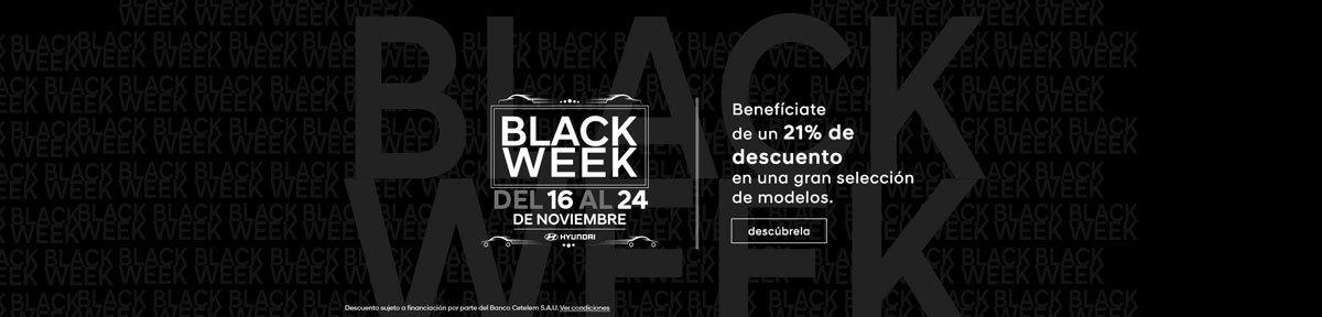 Hyundai Black Week