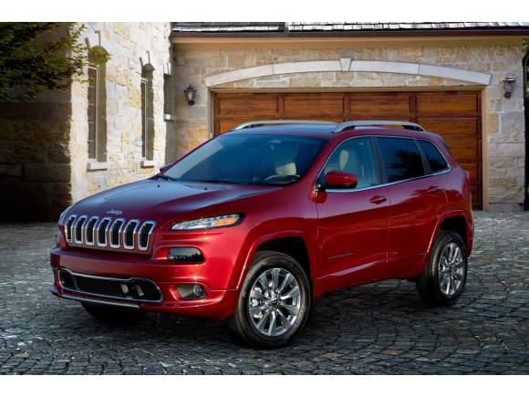 Nuevo acabado Overland para el Jeep Cherokee