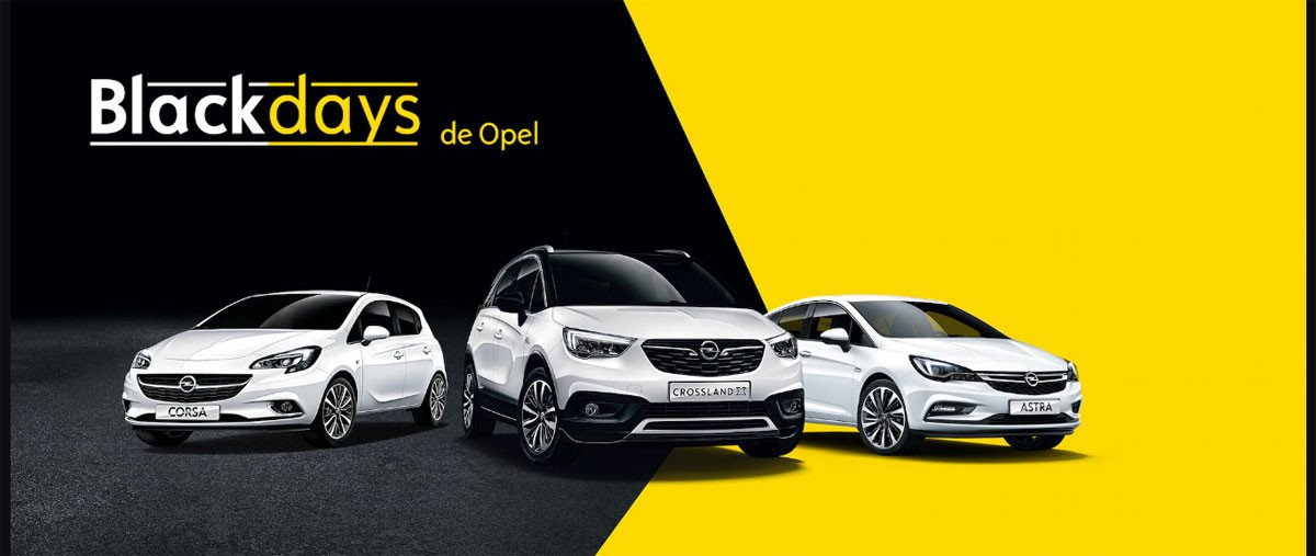 Opel Black Days
