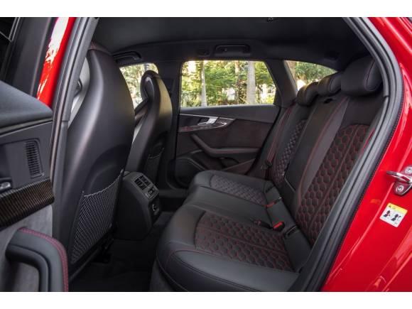 Prueba: Audi RS 4 Avant, de vuelta al V6 biturbo