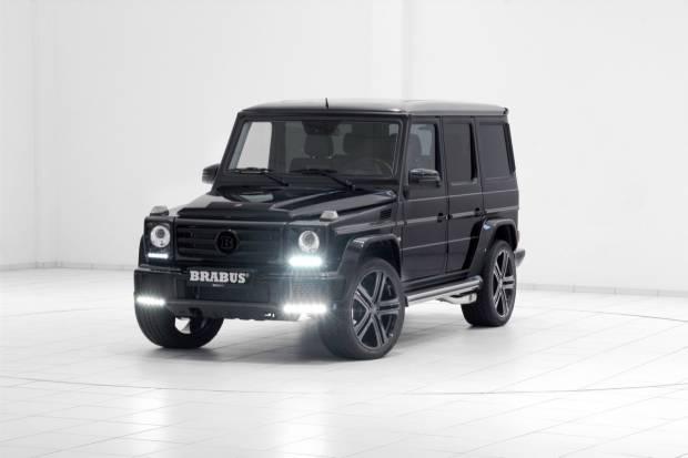 Brabus B40 500: el Mercedes G 500 by Brabus
